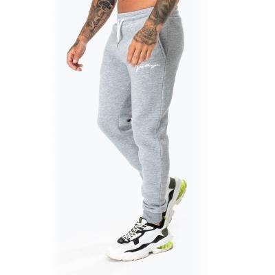 Pantaloni jogging Hype Scribble Logo pentru Barbati gri