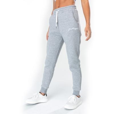 Pantaloni jogging Hype Scribble Logo pentru femei gri