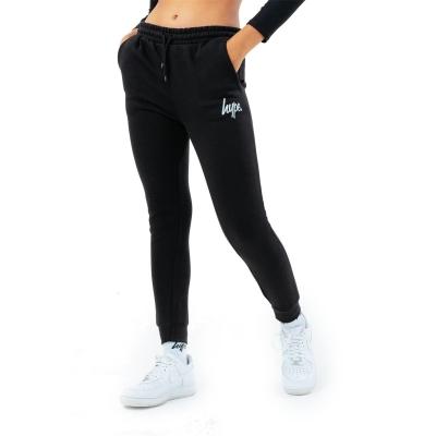 Pantaloni jogging Hype Script pentru Copii negru