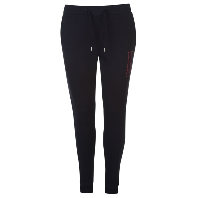 Pantaloni jogging IL SARTO Sofia bleumarin rosu alb