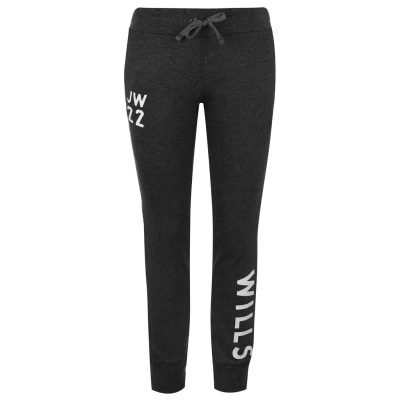 Pantaloni jogging Jack Wills Locked Slim gri carbune