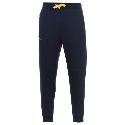 Pantaloni jogging KooGa cu mansete Senior bleumarin galben