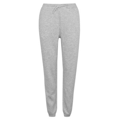 Pantaloni jogging LA Gear cu mansete pentru Femei gri