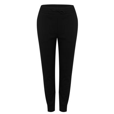 Pantaloni jogging LA Gear cu mansete pentru Femei negru