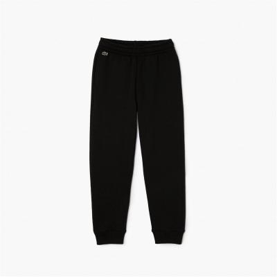 Pantaloni jogging Lacoste clasic negru