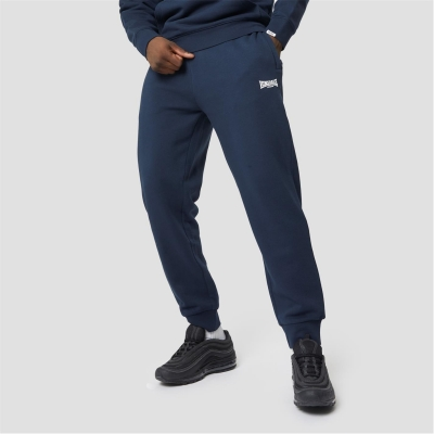 Pantaloni jogging Lonsdale Essentials bleumarin