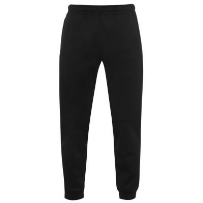 Pantaloni jogging Lonsdale tricot pentru Barbati negru