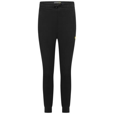 Pantaloni jogging Lyle and Scott clasic negru