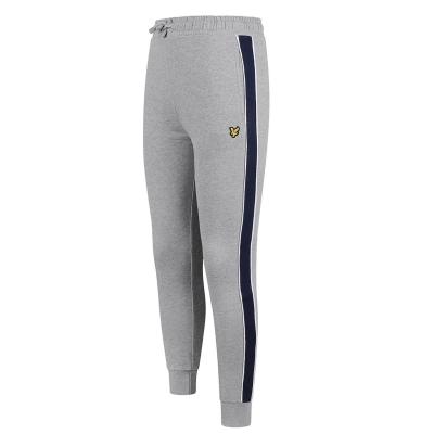 Pantaloni jogging Lyle and Scott Panel gri g59