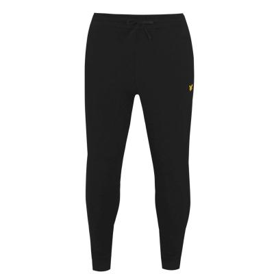 Pantaloni jogging Lyle and Scott Sport true negru