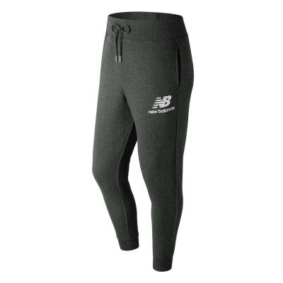 Pantaloni jogging New Balance Essential gri carbune