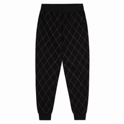 Pantaloni jogging Nicce Maze pentru femei negru