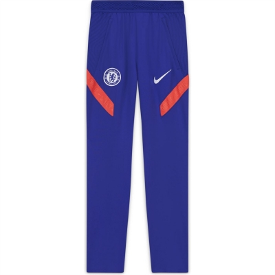 Pantaloni jogging Nike Chelsea FC Strike pentru baietei mov alb