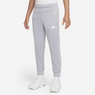 Pantaloni jogging Nike Sportswear Big () pentru baieti pentru Copii gri alb