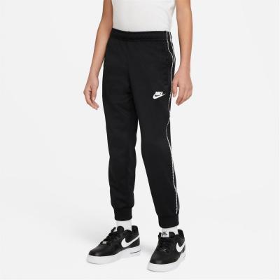 Pantaloni jogging Nike Sportswear Big () pentru baieti pentru Copii negru alb
