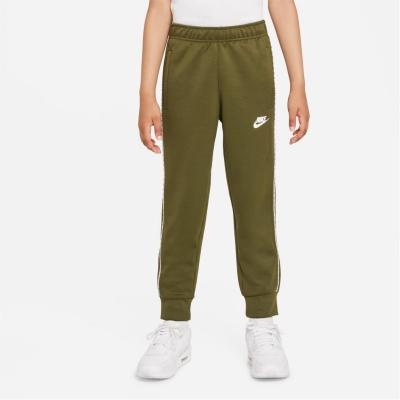 Pantaloni jogging Nike Sportswear Big () pentru baieti pentru Copii verde alb