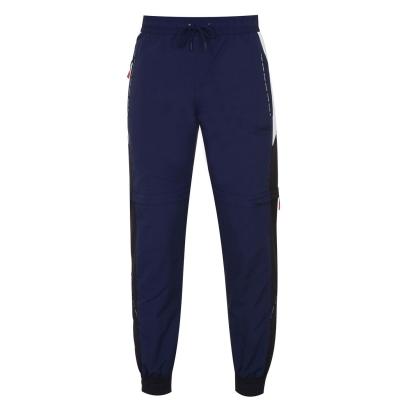 Pantaloni jogging PENN cu fermoar Off pentru Barbati bleumarin negru