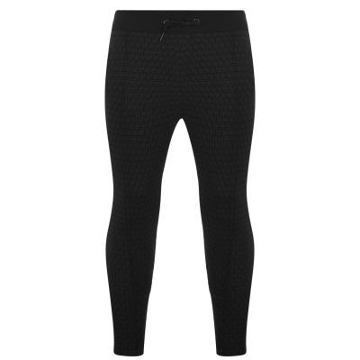 Pantaloni jogging Presidents Club Yossi negru