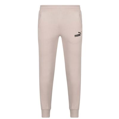 Pantaloni jogging Puma No 1 Logo pentru Barbati bej