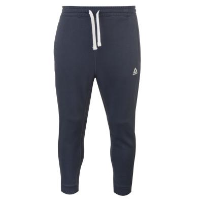 Pantaloni jogging Reebok Big Logo pentru Barbati heritage bleumarin