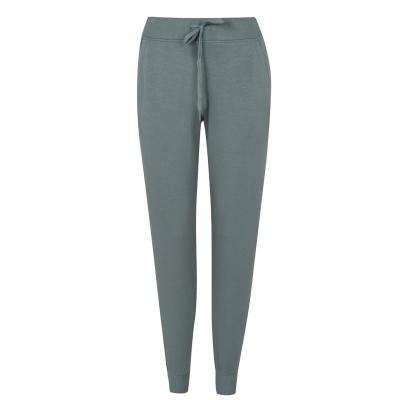 Pantaloni jogging Skechers Restful pentru Femei verde