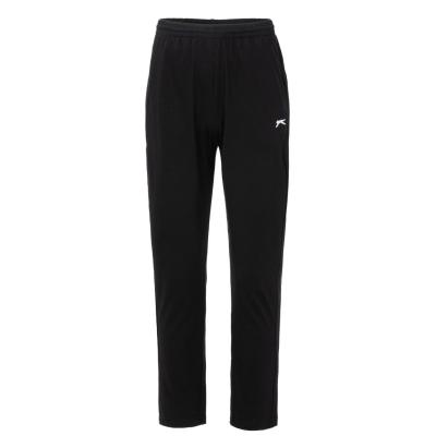 Pantaloni jogging Slazenger Jersey pentru Barbati negru