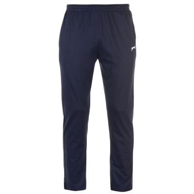 Pantaloni jogging Slazenger Jersey pentru Barbati bleumarin