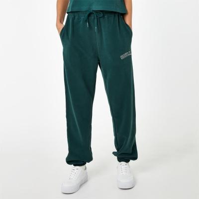 Pantaloni sport SoulCal Collegiate verde