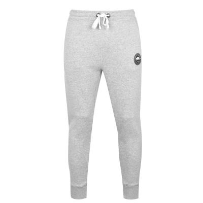 Pantaloni jogging SoulCal Signature pentru Barbati gri marl