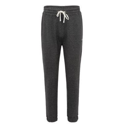 Pantaloni jogging SoulCal Signature pentru Barbati inchis gri carbune m
