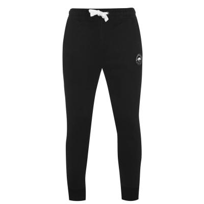 Pantaloni jogging SoulCal Signature pentru Barbati negru