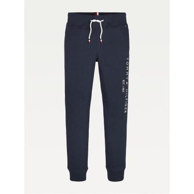 Pantaloni jogging Tommy Hilfiger Essential bleumarin c87