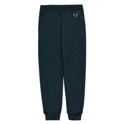 Pantaloni jogging True Religion Foil Logo bleumarin