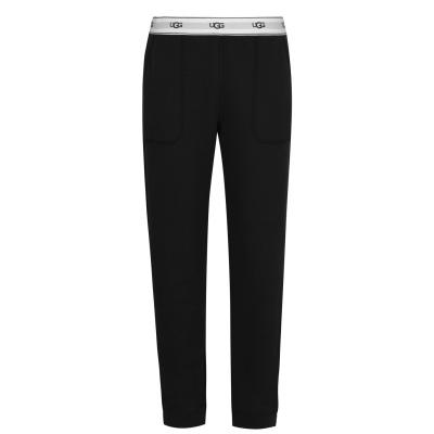 Pantaloni jogging Ugg Cathy Tape negru