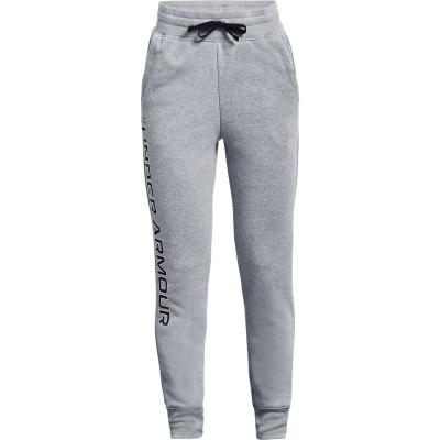 Pantaloni jogging Under Armour gri negru