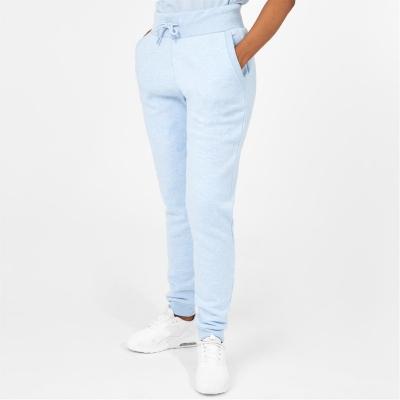 Pantaloni jogging USA Pro clasic albastru gri