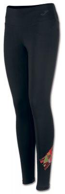 Pantaloni lungi Joma Trendy negru-rosu