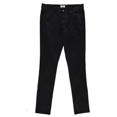 Pantaloni chino Jack and Jones Caleb bleumarin