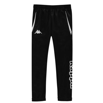 Pantaloni Kappa Giovi pentru copii negru