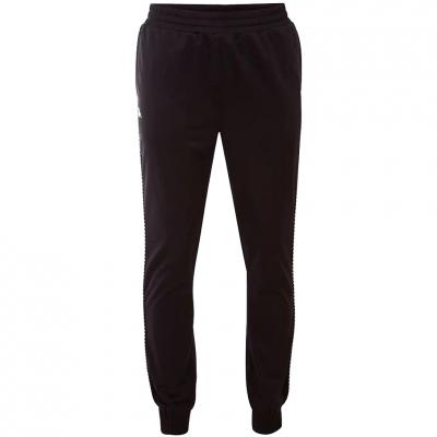 Pantaloni   Kappa Ingvald negru 309008 19-4006 pentru Barbati