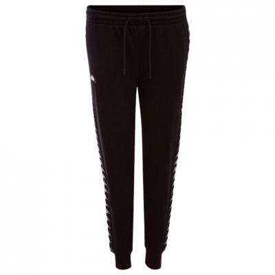 Pantaloni Kappa Jante negru 310027 19-4006 pentru femei