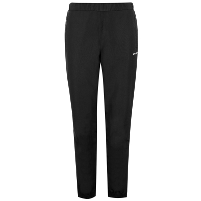 Pantaloni LA Gear cu mansete Woven pentru Femei negru
