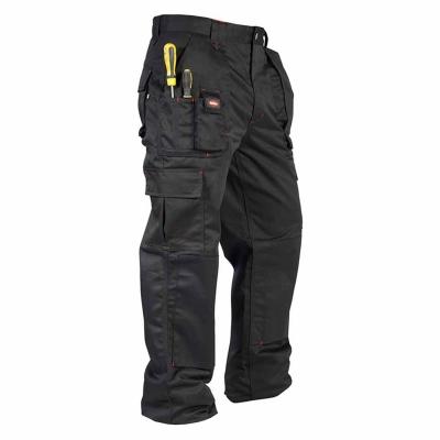 Pantaloni Lee Cooper Workwear Cargo pentru Barbati negru