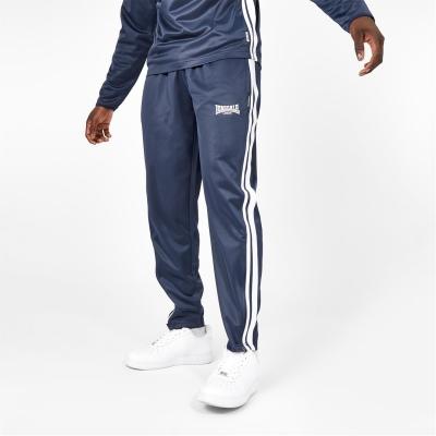 Pantaloni Lonsdale 2S Taperd pentru Barbati bleumarin