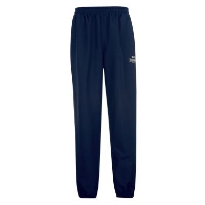 Pantaloni Lonsdale cu mansete Woven pentru Barbati bleumarin
