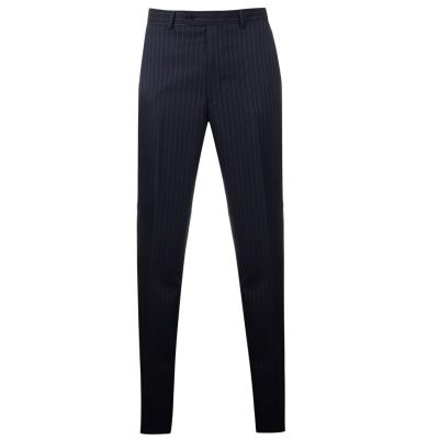 Pantaloni lucru Jonathon Charles Mix and Match pentru Barbati bleumarin
