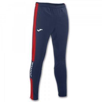 Pantaloni lungi Joma Champion Iv bleumarin-rosu