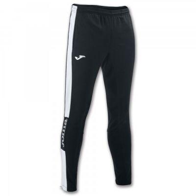 Pantaloni lungi Joma Champion Iv negru-alb