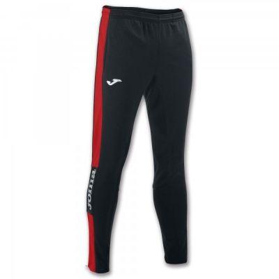 Pantaloni lungi Joma Champion Iv negru-rosu
