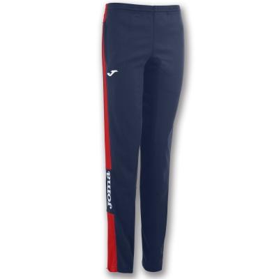 Pantaloni lungi Joma Champion Iv bleumarin-rosu pentru Femei